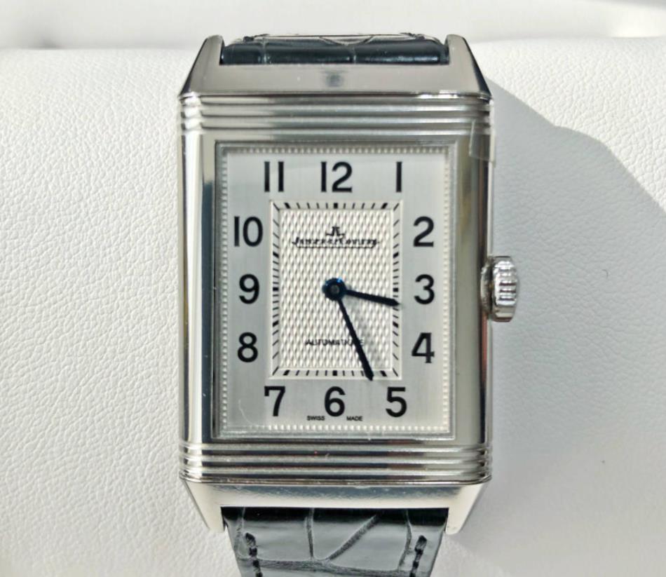 【新品】JAEGER LECOULTRE ジャガールクルトレベルソ クラシック ラージ Q3828420 ステンレススチール メンズ腕時計 watch【送料・代引手数料無料】