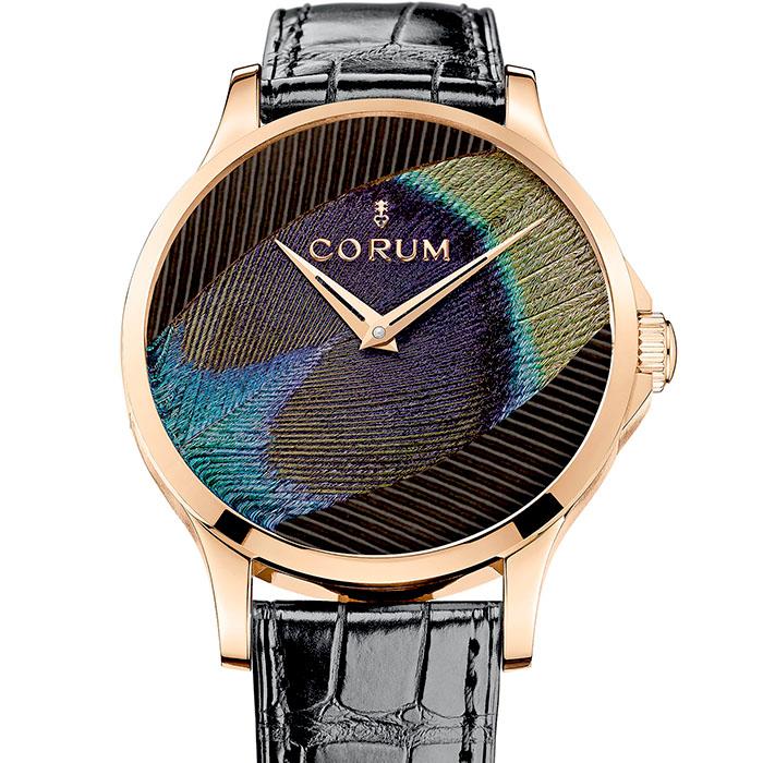 【新品】 CORUMU コルム / アルティザンヘリテージ082.601.55/0001 PL01 18K ローズゴールド メンズ 腕時計 watch 【送料代引き無料】