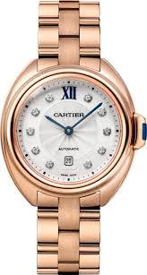 【新品】CARTIER カルティエ クレ ドゥ カルティエ 35MM WJCL0033 18Kピンクゴールド ダイヤモンド【送料無料】