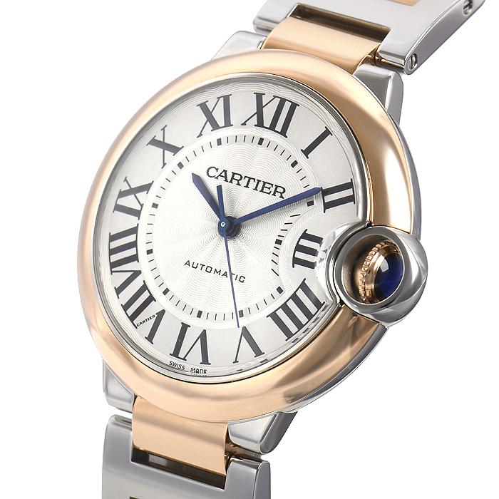 【新品】Cartier カルティエ バロンブルー 36mm W2BB0003