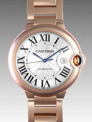【新品】Cartier カルティエ バロンブルー 42.1mm w69006z2