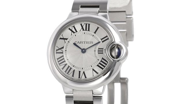 【新品】Cartier カルティエ バロンブルー 33mm W6920084