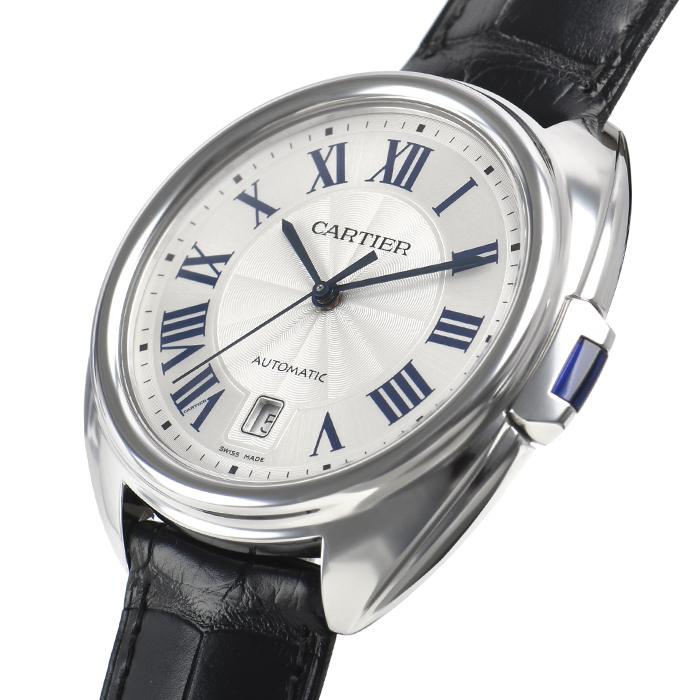 【新品】Cartier クレ ドゥ カルティエ 40mm WSCL0018