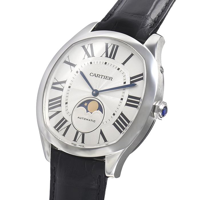 【新品】Cartier クレ ドライブ ドゥ カルティエ ムーンフェイズ WSNM0008 41mm