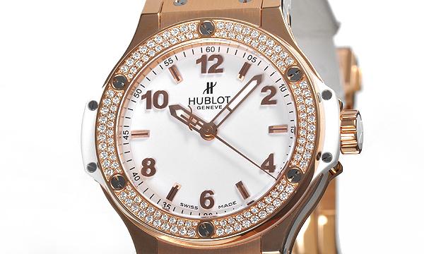 【新品】 HUBLOT ウブロ ビッグバン361.PE.2010.RW.1104 腕時計 watch 【送料・代引手数料無料】