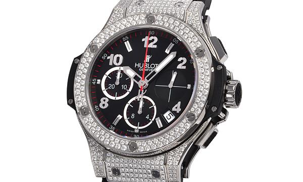 【新品】 HUBLOT ウブロ ビッグバン スチール41 341.SX.130.RX.174腕時計 watch 【送料・代引手数料無料】