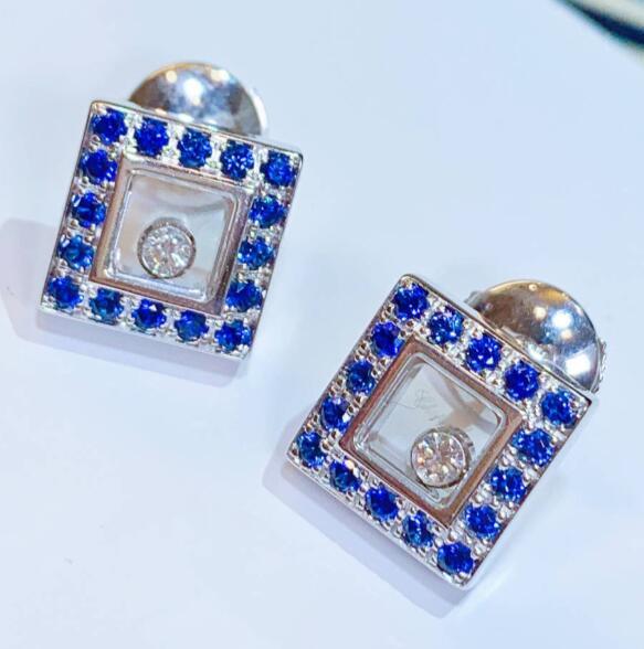 【海外 正規品】 【新品】Chopard ショパール HAPPY DIAMONDS イヤリング 18Kホワイトゴールド 83/2896-3-20:宝蔵株式会社, SKY LIFE with FLYING DOG:4cbf464e --- erforsche.com
