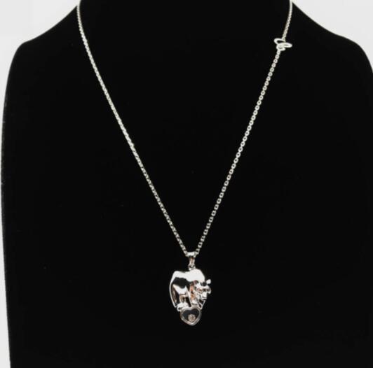 【新品】Chopard ショパール HAPPY DIAMONDS ネックレス 18Kホワイトゴールド ダイヤモンド 797731-1001 (ダイヤ0.01ct/フロートダイヤ0.05ct)