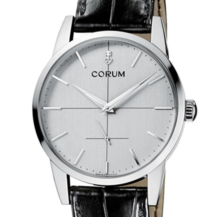 【新品】CORUM コルム アドミラルズカップ ステンレススチール メンズ 157.163.20/0001 BA48 腕時計 watch 【送料・代引手数料無料】