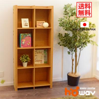 cartone libreria riciclato en snake origami in bookshelf recycled cardboard furniture bookcase