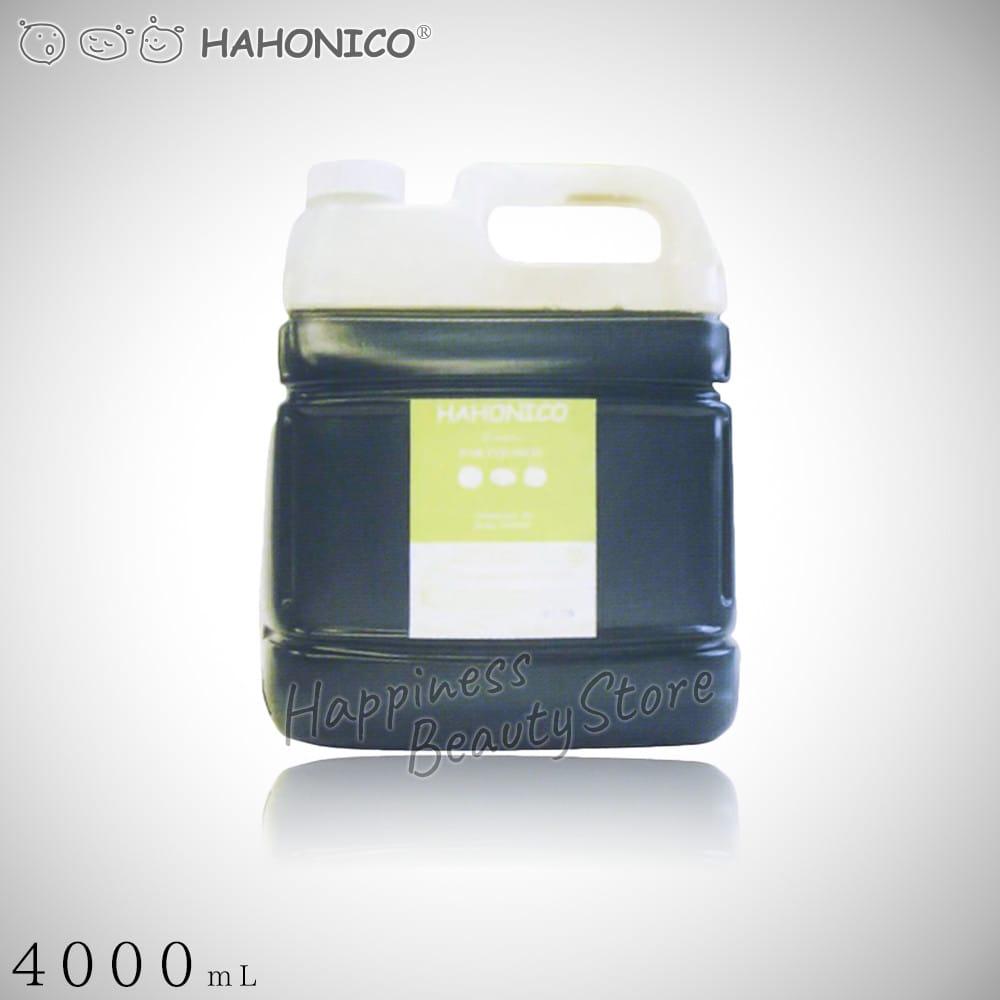 ラメイヘアクレンジング 【送料無料】 ハホニコ 4000ml業務用詰め替え用