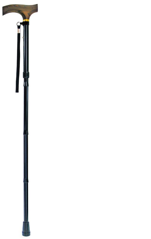 正規取扱店 2020新作 アルミ製杖 ステッキ ウェルファン伸縮型ベーシックタイプ 杖