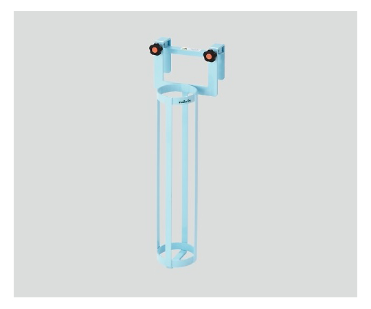 【送料無料】ナビス 酸素ボンベラック (ベッド用) ブルー 0-2396-03