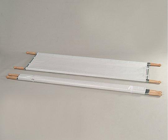 【送料無料】【直送の為、代引き不可】ナビス 担架 MT-19 脚なし アルミ 5.5kg 0-9544-02