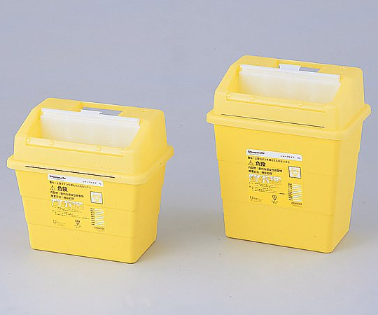【送料無料】ナビス 注射針回収容器(シャープセイフ) 13L 20個 0-9601-05
