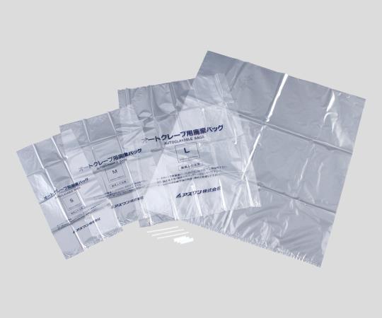 【送料無料】ナビス オ-トクレ-ブ用廃棄バック LL 900×1000mm 100枚入 7-5322-06