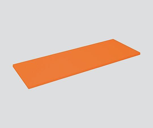 【送料無料】ナビス エックスマット 600×1900×30mm オレンジ 8-5524-01