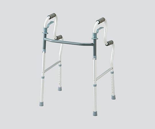 【送料無料】ナビス 立ち上がり固定式歩行器  8-5949-01