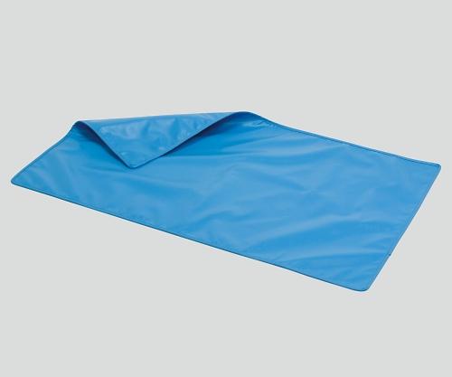 【送料無料】保科製作所 放射線防護用掛布 0.35mm ブルー 8-6337-01