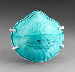 20 M For Particulate 3 Blue Pieces N95 1860 Masks