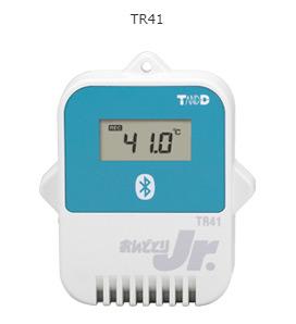 【送料無料】T&D 温度記録計 おんどとり センサ内蔵 TR-41【温度計測器・温度記録装置・温度関連品】【理化学】【ティーアンドディー】