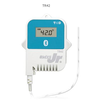 【送料無料】T&D 温度記録計 おんどとり TR-42【温度計測器・温度記録装置・温度関連品】【理化学】【ティーアンドディー】