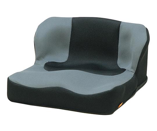【送料無料】タカノ ラップス+ラップバックスセット(車椅子クッション) TC-LS11 グレイ 7-1444-03