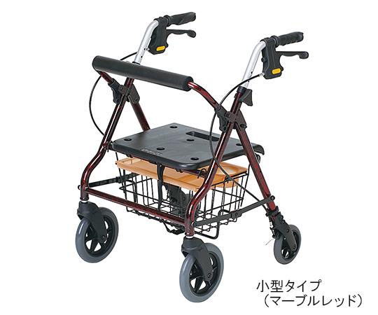 【送料無料】イーストアイ セーフティーアームロレータ 小型 マーブルレッド 7-2350-02