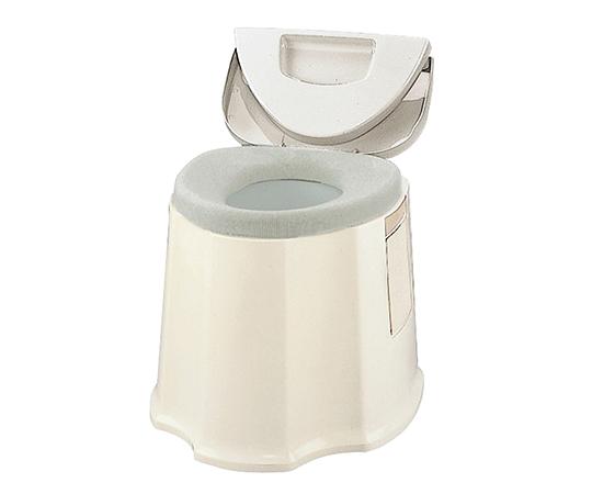 【送料無料】【直送の為、代引き不可】アロン化成 ポータブルトイレ GX 7-2656-01