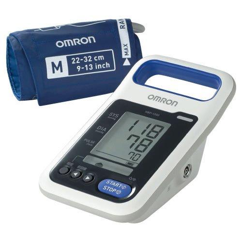 【送料無料】オムロン自動血圧計 HBP-1300【オムロン 血圧計・オムロン 上腕式血圧計・HBP-1300・血圧計 巻くタイプ】