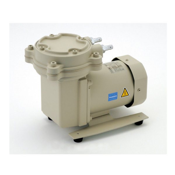 アズワン ドライ真空ポンプ (加圧減圧両用ダイアフラム型) 1-671-17 DAP-15【実験用機器・真空ポンプ】【理化学】【AS ONE】