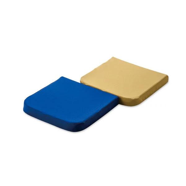 【送料無料】ヴィスコフロート 低反発シートクッション VT815/ネイビーブルー、VT868/ベージュ【制菌加工・超撥水・車椅子用クッション・低反発・通気性】