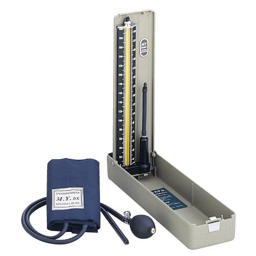 【送料無料】MY水銀血圧計 DX型 (オートロック式) MY-2032 02-3055-00