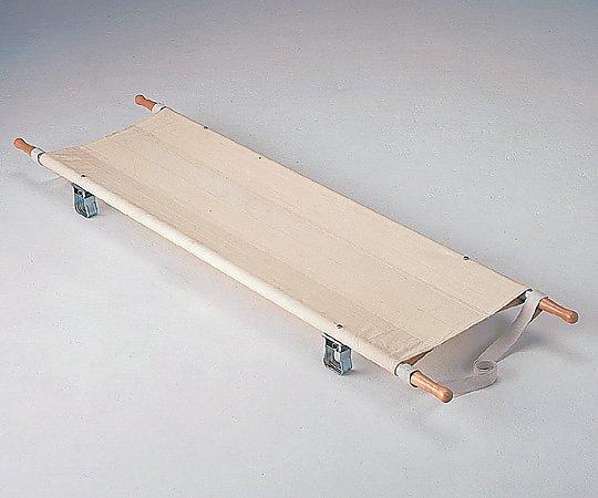 【送料無料】【直送の為、代引き不可】松永製作所 二ツ折担架 スチール製 540×2040mm 7.2kg 0-5131-01