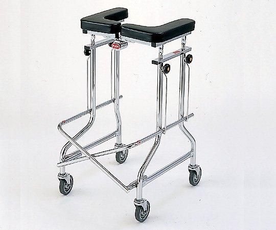 【送料無料】【直送の為、代引き不可】アルコー 歩行補助器 (アルコー1S/1G・折りたたみ式) 1S型 0-6499-01