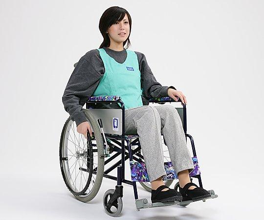 【送料無料】車椅子用ベルト (綿100%(葛城織)) 0-2446-31 ※ベルトのみの販売です。
