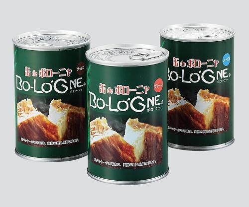 【送料無料】川本産業 缶deボローニャ 100g メープル 1箱(24缶) 3-4640-02