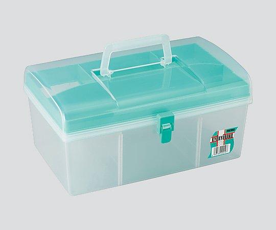 【送料無料】ナビス 救急セット プラスチックケースタイプ 0-7889-42