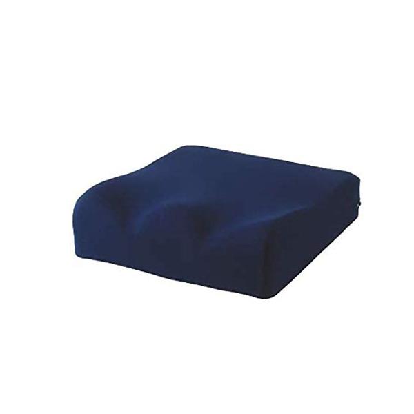 【送料無料】ナビス 車椅子にこにこクッション (400×425×80/110mm) 8-1316-01