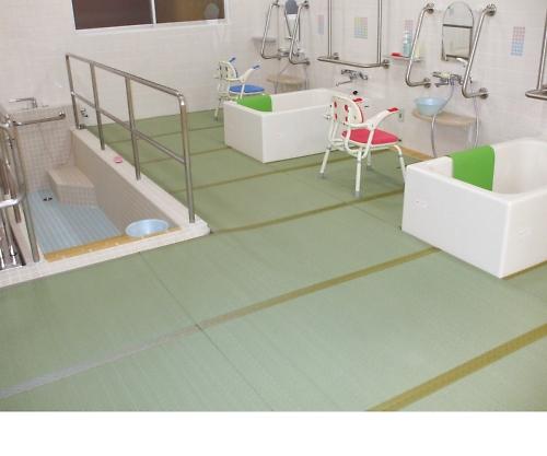 【送料無料】【直送の為、代引き不可】ナビス 洗える畳 1畳 厚み40mm 7-1337-01