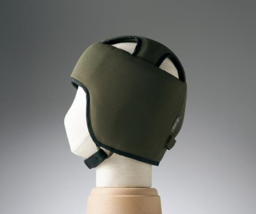 【送料無料】特殊衣料 保護帽(アボネットガードB) L ブラウン 8-6510-03
