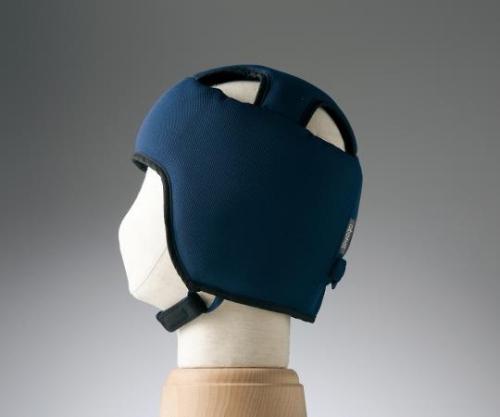 【送料無料】特殊衣料 保護帽(アボネットガードB) M ネイビー 8-6509-02