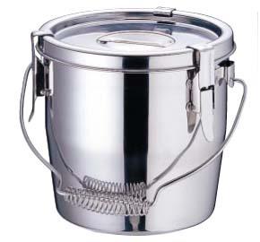SAモリブデン フック脱着式汁食缶 24cm (ASY9724)