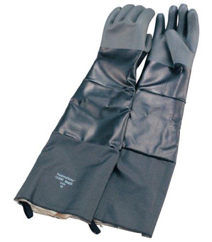 耐油・耐熱 用 手袋サーマプレーン長M (8) 19-026 (1双)