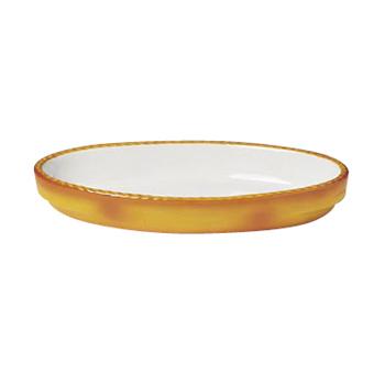 グラタン皿 オーバル 3011-44 茶 シェーンバルド