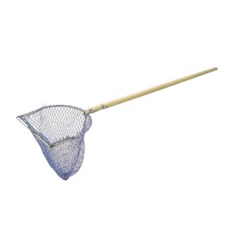 玉網 長三角形 活魚用 40cm