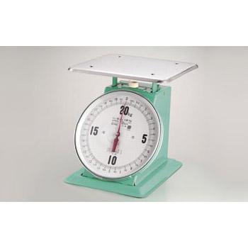 フジ 上皿自動ハカリ デカ O型 50kg