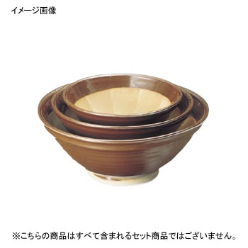 すり鉢 12号 駄知焼 (箱入)