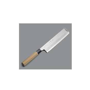 薄刃庖丁 銀三鋼 兼松作 16.5cm