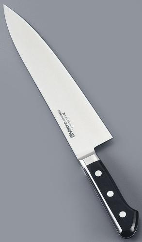 ミソノモリブデン鋼 牛刀 No.516 33cm (AMS26516)